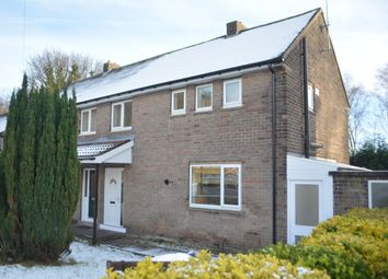 Thumbnail 3 bed semi-detached house for sale in Frostings Close, Grenoside