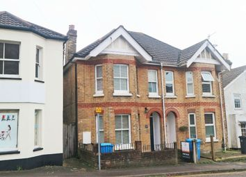 Thumbnail 3 bed semi-detached house for sale in Mansfield Road, Poole, Dorset