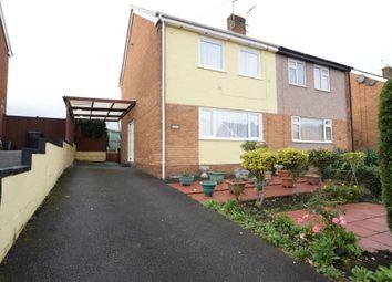 Thumbnail 3 bed semi-detached house for sale in Windsor Drive, Flint, Flintshire