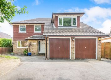 Thumbnail 4 bedroom detached house for sale in Rusper Road, Ifield, Crawley