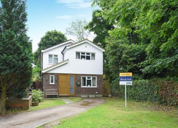 Thumbnail 4 bedroom detached house for sale in Stour Close, Keston