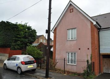 Thumbnail 1 bedroom maisonette for sale in Shafto Road, Ipswich