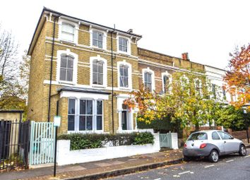 Thumbnail 1 bed flat to rent in Benthal Road, London