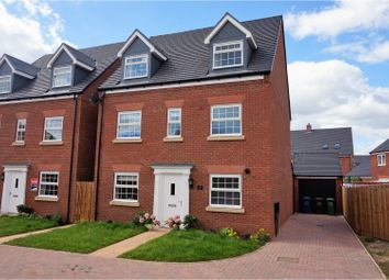 Thumbnail 5 bed detached house for sale in Holden Park, Stafford