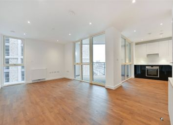 Thumbnail 2 bed flat for sale in Discovery Tower, Terry Spinks Place, Canning Town, London