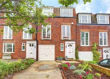 Thumbnail 4 bed terraced house for sale in Newstead Way, Wimbledon