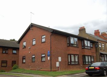 Thumbnail 2 bed flat to rent in Chaucer Court, Kingsley, Northampton