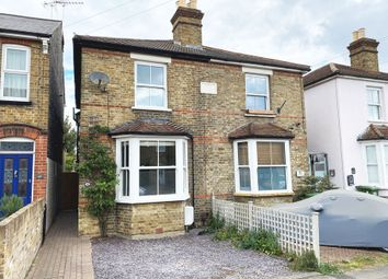Thumbnail 3 bed semi-detached house for sale in Edgell Road, Staines Upon Thames