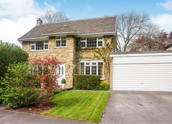 Thumbnail 5 bed detached house for sale in Willow Court, Pool In Wharfedale