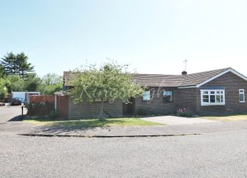 Thumbnail 2 bed bungalow to rent in Holliland Croft, Great Tey, Colchester, Essex