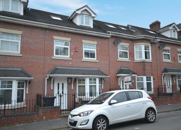 3 bed town house for sale in West Brampton, Newcastle-Under-Lyme ST5