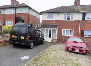 Thumbnail 3 bed semi-detached house to rent in Ashfield Crescent, Stourbridge, Stourbridge