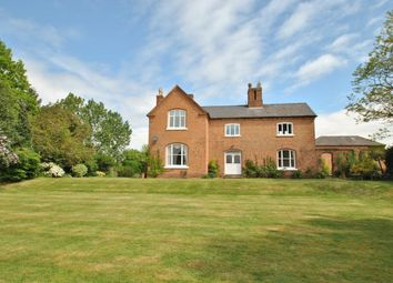 Thumbnail 4 bed farmhouse to rent in Moor End Farm, Ruddington