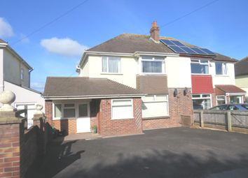 Thumbnail 4 bed semi-detached house for sale in Marldon Road, Torquay