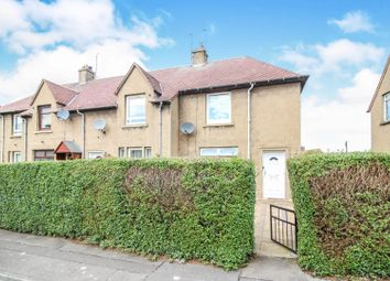 Thumbnail 2 bed end terrace house for sale in Fernieside Crescent, Edinburgh