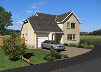 Thumbnail 3 bed detached house for sale in The Maxwell, East Broomlands, Kelso