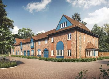 Thumbnail 3 bedroom terraced house for sale in Plot 29, Stable Mews, Brompton Gardens, London Road, Ascot, Berkshire