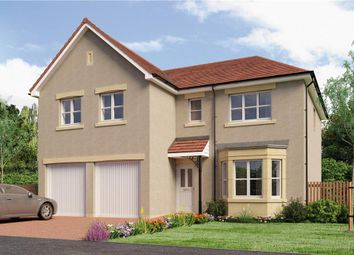 "Thumbnail 5 bed detached house for sale in ""Jura Det"" at Bo'ness"