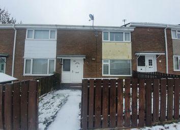 Thumbnail 2 bed terraced house for sale in Lambton Avenue, Consett