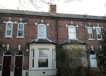 Thumbnail 4 bed terraced house to rent in All Saints Terrace, Arboretum, Nottingham