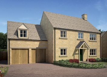 Thumbnail 4 bed detached house for sale in The Priestley, Moorgate, Lechlade On Thames, Gloucestershire