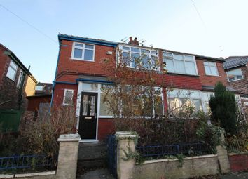 3 bed semi-detached house to rent in Downham Crescent, Prestwich, Manchester M25