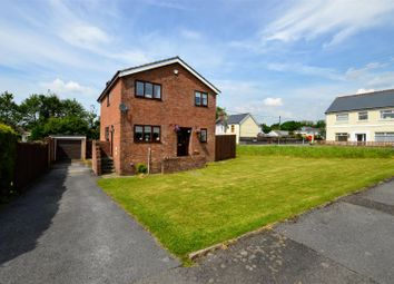Thumbnail 4 bed detached house for sale in Derwen Fawr, Llandybie, Ammanford