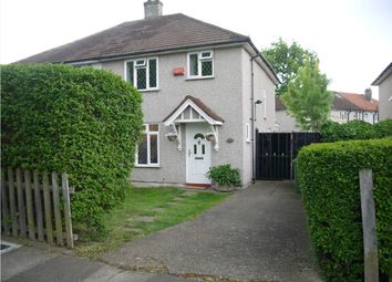 Thumbnail 3 bed semi-detached house to rent in Rochester Way, Eltham