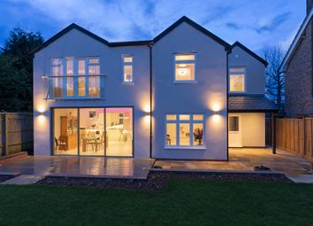 Thumbnail 4 bed detached house for sale in Finchcroft Lane, Prestbury, Cheltenham