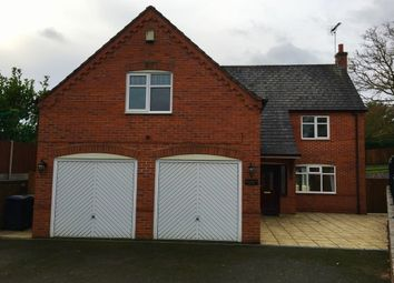 Thumbnail 5 bed detached house to rent in Joseph Close, Cropston