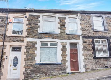 3 bed terraced house for sale in Penmain Street, Mount Pleasant, Porth CF39