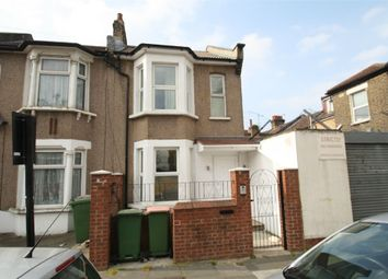 Thumbnail 3 bedroom end terrace house to rent in Prestbury Road, Forest Gate, London