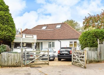 Thumbnail 4 bed bungalow for sale in Grafton Road, Worcester Park