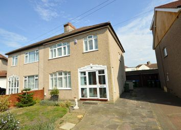 Thumbnail 3 bed semi-detached house for sale in Madison Gardens, Bexleyheath