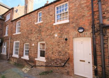 Thumbnail 2 bedroom cottage to rent in Market Place, Thirsk