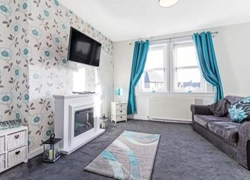 Thumbnail 2 bed flat for sale in North Lea, Doune, Stirlingshire