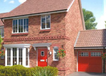 Thumbnail 3 bed detached house for sale in Linwood Park, Stanton Road, Shifnal