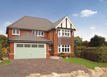 Thumbnail 4 bedroom detached house for sale in Plot 69 The Henley, Redrow At Abbey Farm, Lady Lane, Swindon, Wiltshire