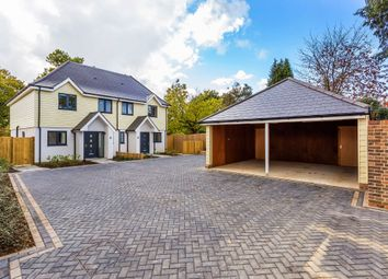 Thumbnail 4 bedroom semi-detached house for sale in Comptons Lane, Horsham