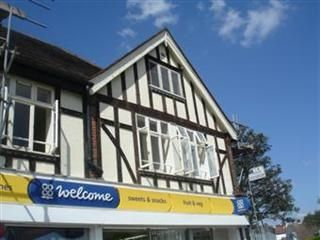 Thumbnail 1 bed flat to rent in Falconwood Parade, Welling, Kent