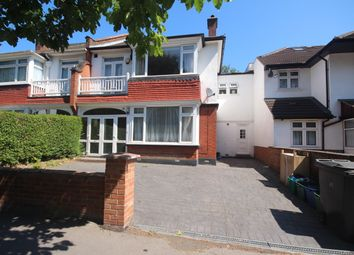 Thumbnail 4 bed flat to rent in Craignish Avenue, London
