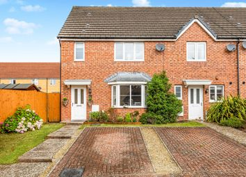 Thumbnail 3 bed end terrace house for sale in Wood Green, Bridgend