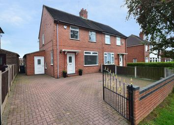 Thumbnail 2 bed semi-detached house for sale in Oldcastle Avenue, Bradwell, Newcastle-Under-Lyme
