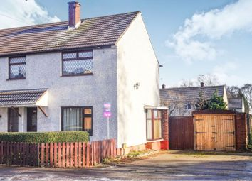 Thumbnail 3 bed end terrace house for sale in Broad Park Road, Coventry