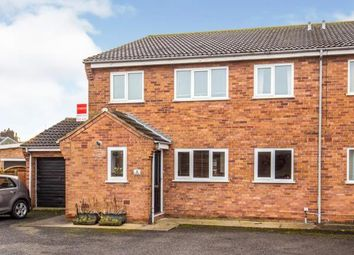 Thumbnail 2 bed flat for sale in Ebor Court Mews, Northallerton, North Yorkshire
