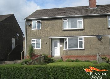 Thumbnail 2 bed flat for sale in Capel Avenue, Haltwhistle