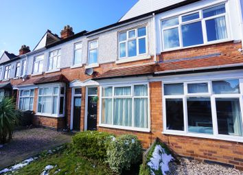 Thumbnail 2 bed terraced house for sale in College Road, Sutton Coldfield