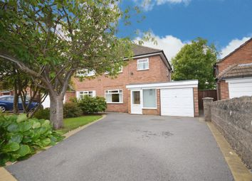 Thumbnail 3 bed semi-detached house for sale in Loxley Avenue, Shirley, Solihull