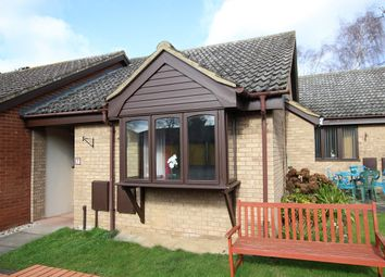 Thumbnail 2 bed bungalow for sale in Alasdair Place, Claydon, Ipswich, Suffolk