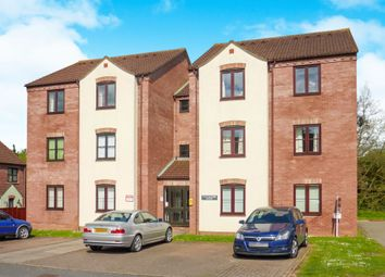 Thumbnail 1 bed flat for sale in Winchcombe House, Belmont, Hereford